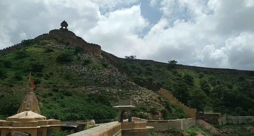 Around Amer Fort Jaipur