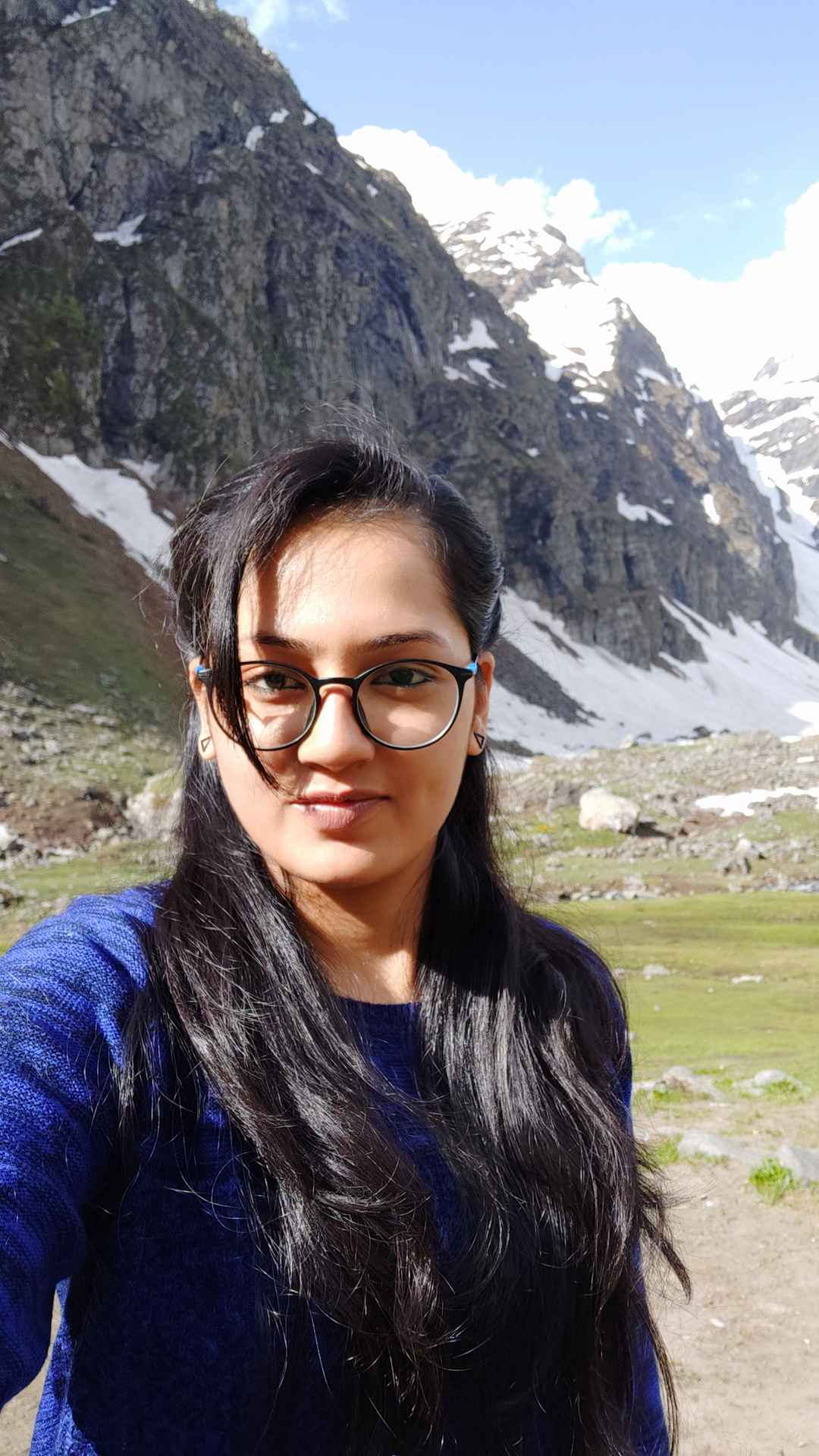 Close to Heaven, down to Earth.  #SelfieWithAView #TripotoCommunity