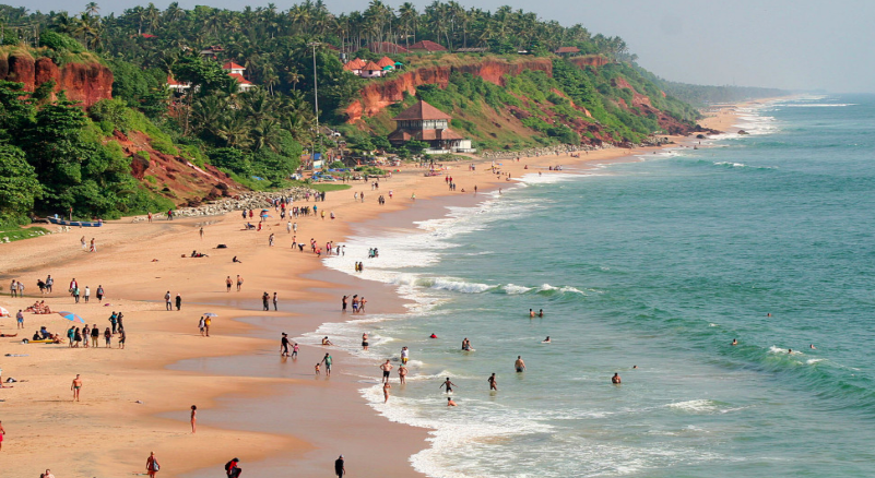 10 Things to do in Varkala!! Varkala travel guide
