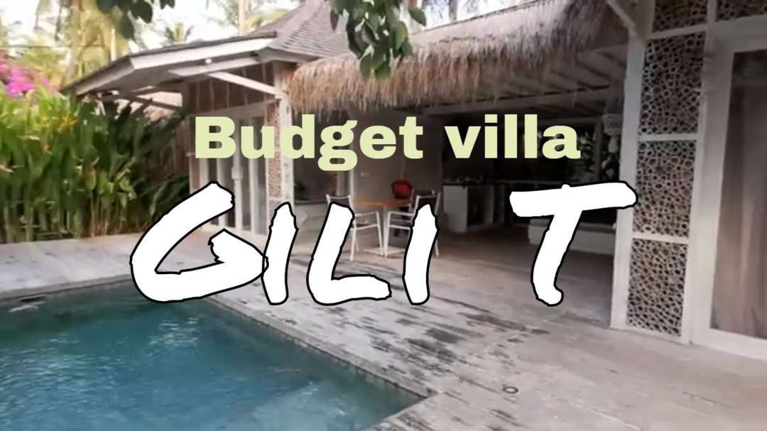 Best place to stay in Gili T