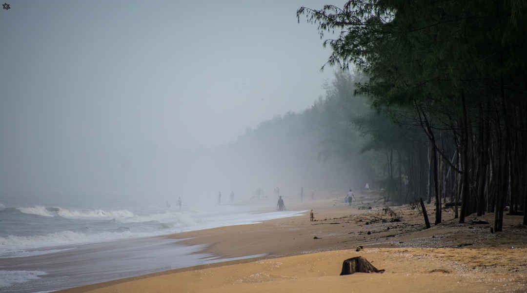Kuzhupilly Beach, One of my favourite places.