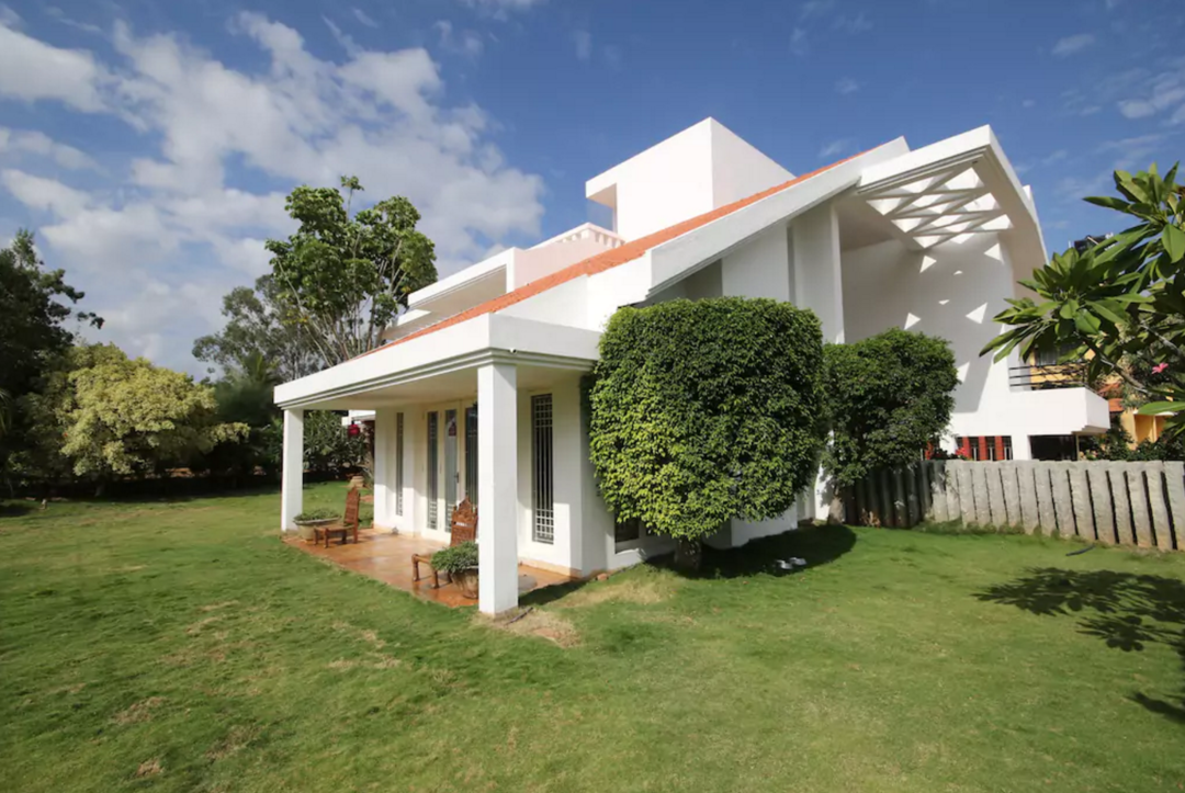 8 Stunning Airbnbs In Bangalore Where You Can Host Epic House Parties