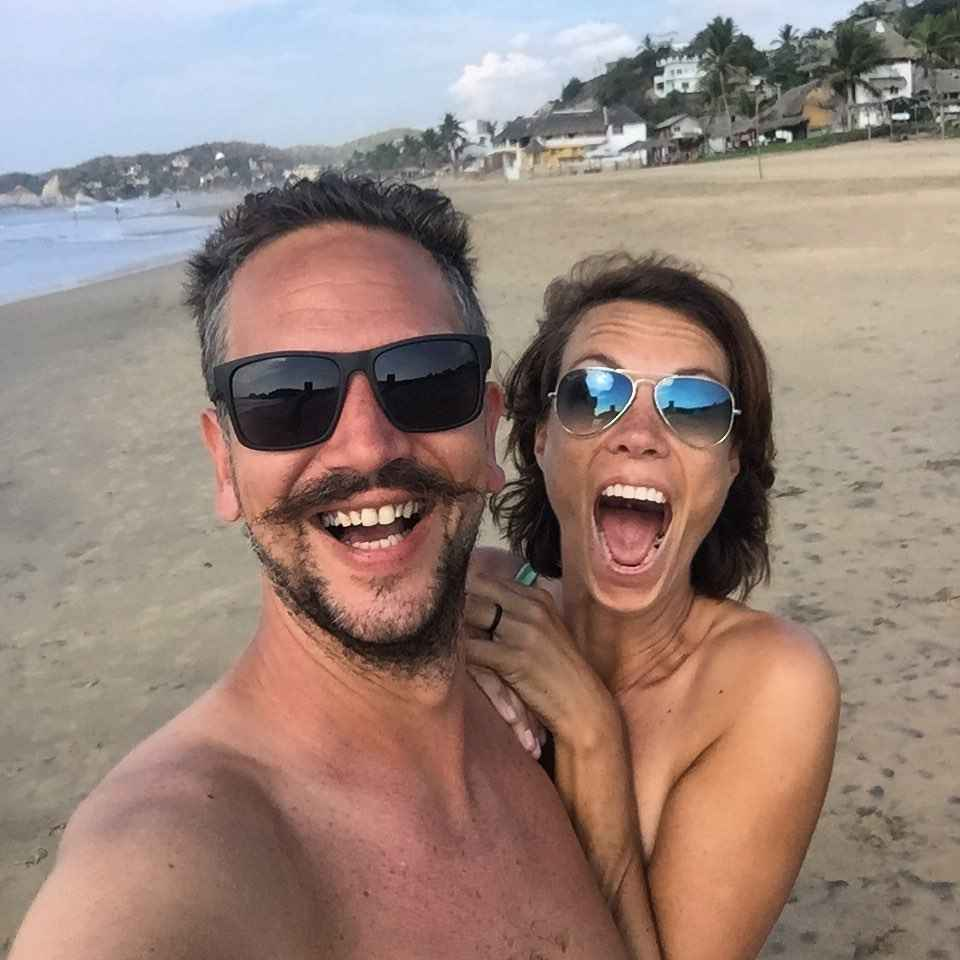 Naked Couples On Vacation