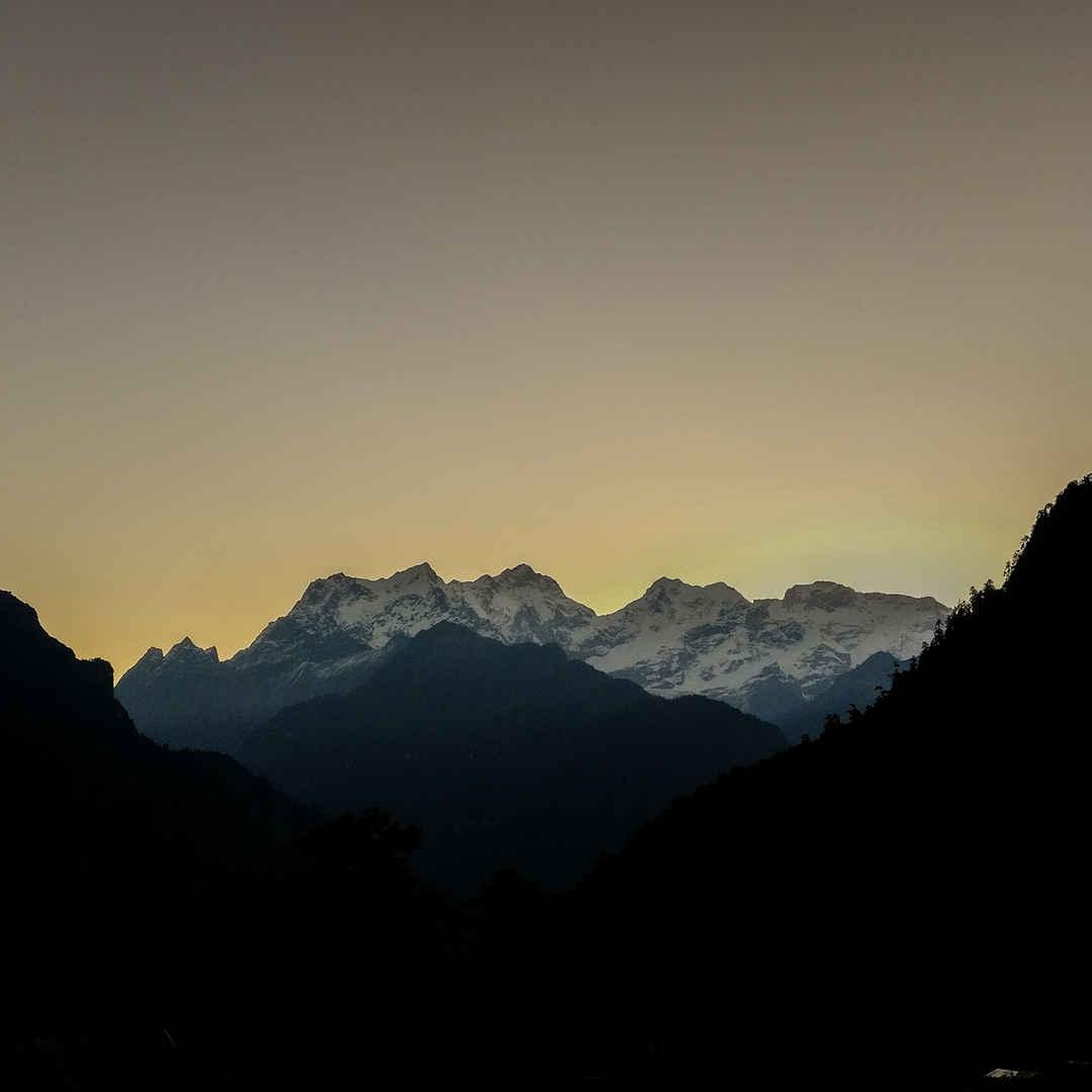 Trekking in Nepal - Annapurna circuit trek (Day 03)