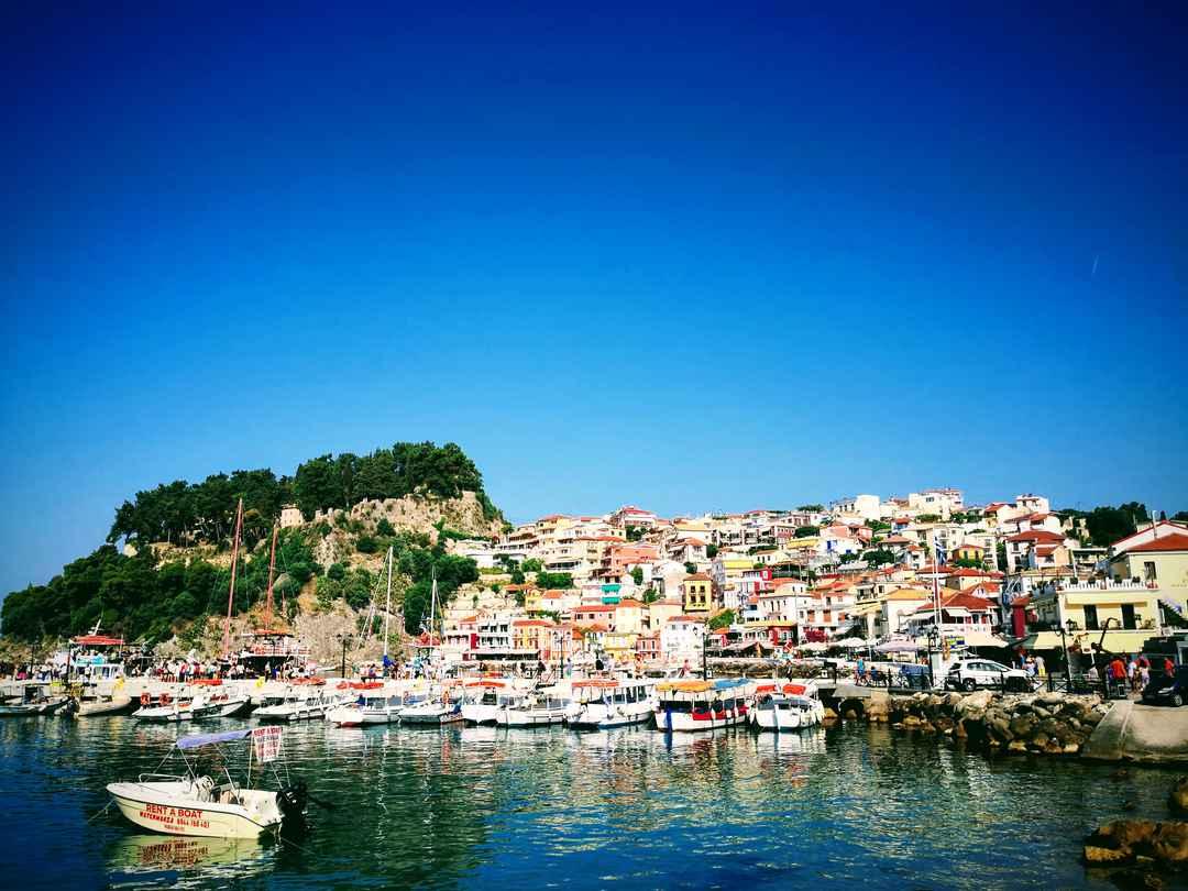 Parga, Greece - A Excellent Week Away
