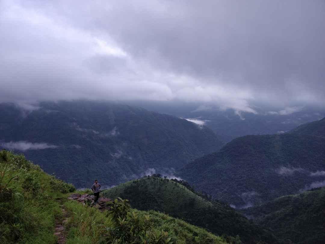 Meghalaya in monsoon