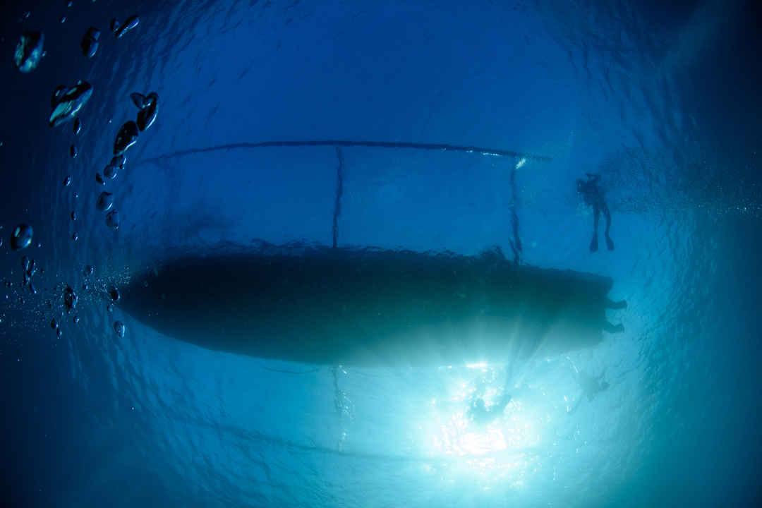 #Scuba Dive, Gili Trawangan