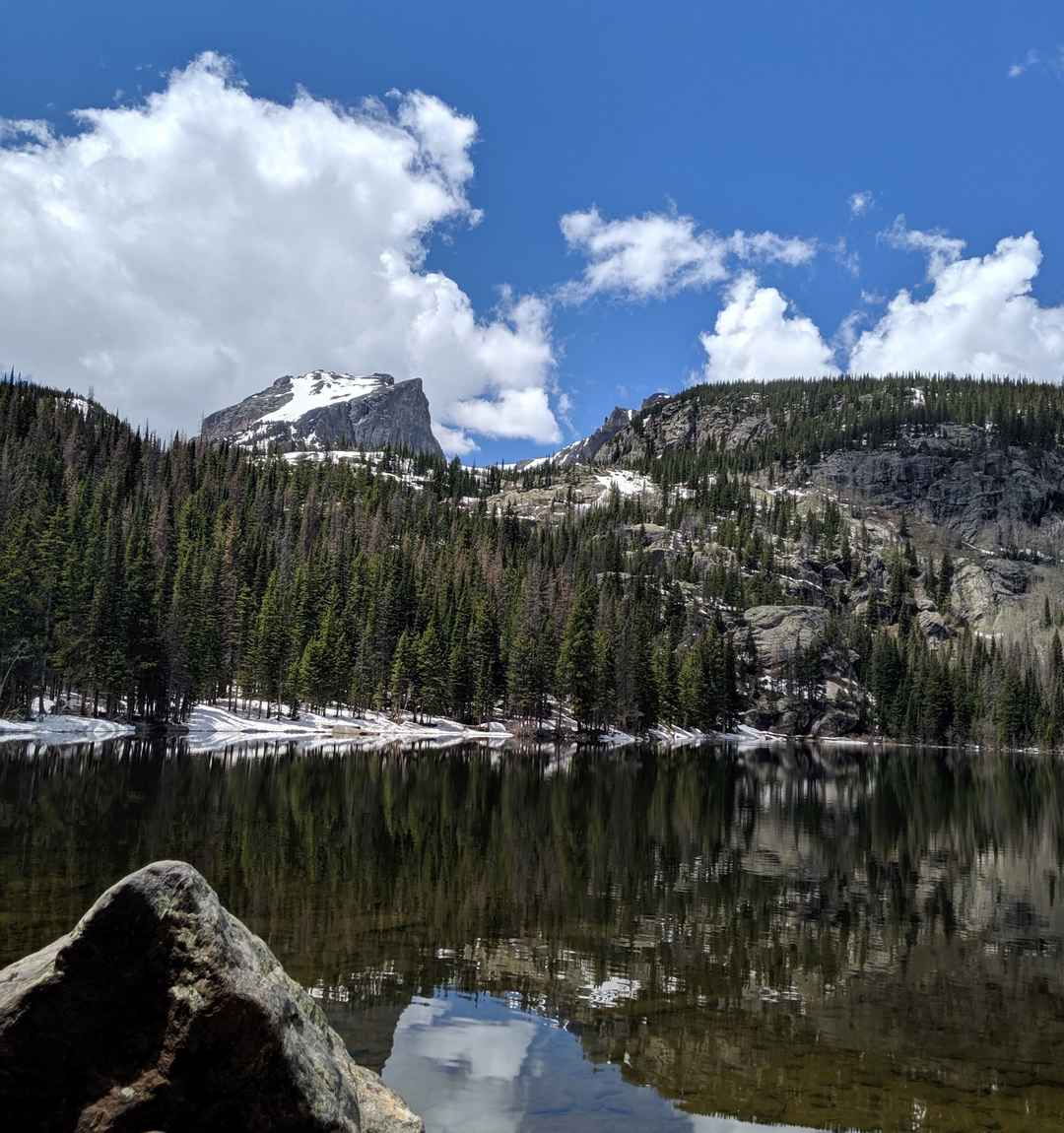 A Day Trek forever etched in my Memories - The Rocky Mountain National Park #DayTrekWonders