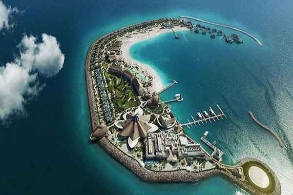 Travel for Luxury: Beat the Heat at the Banana Island This Summer!
