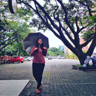 Mind Over Monsoons: How To Be Productive When It's Raining