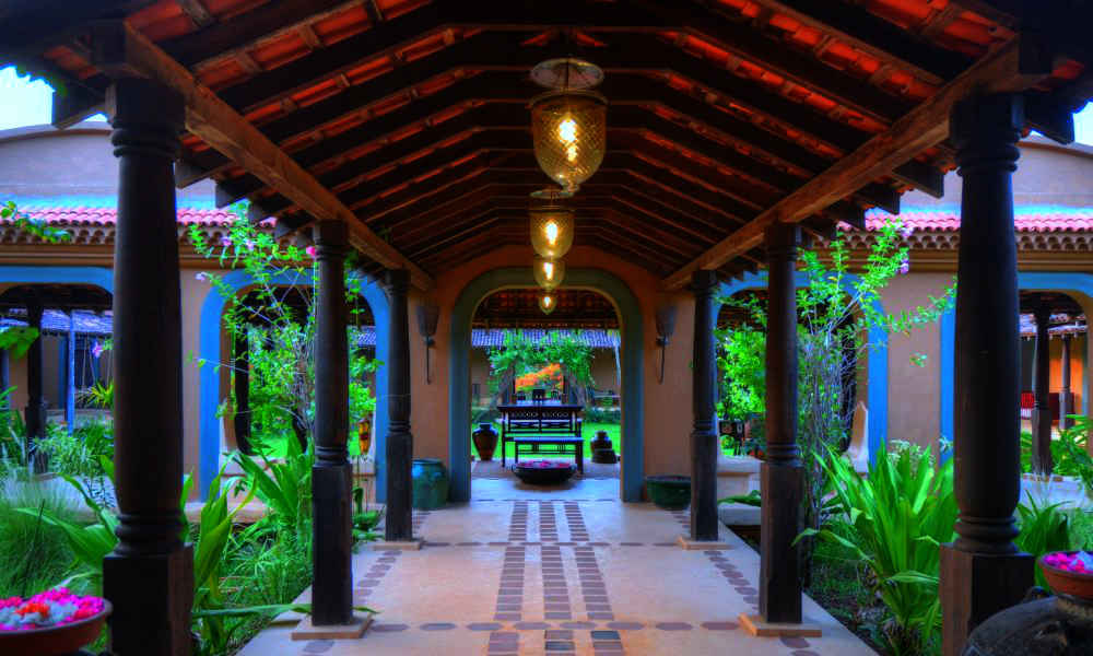 This Secret Luxury Villa in Goa Is Where You Should Head to for a Monsoon Getaway
