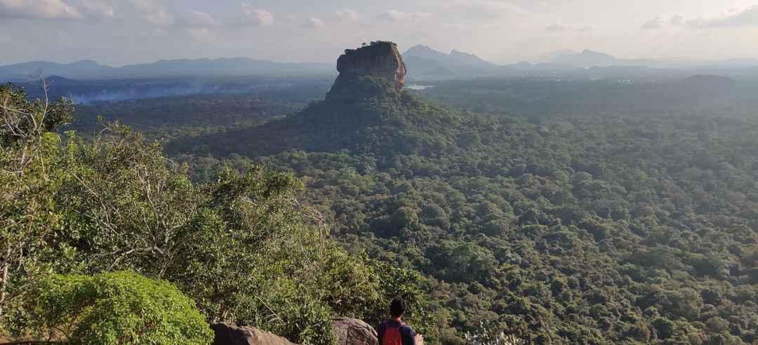 Sigiriya Rock, Srilanka