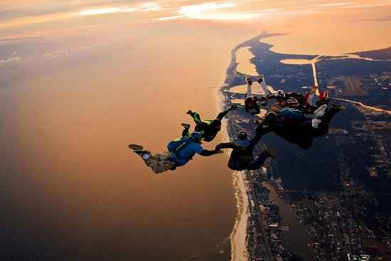 Skydiving in India: Locations, Cost - Tripoto