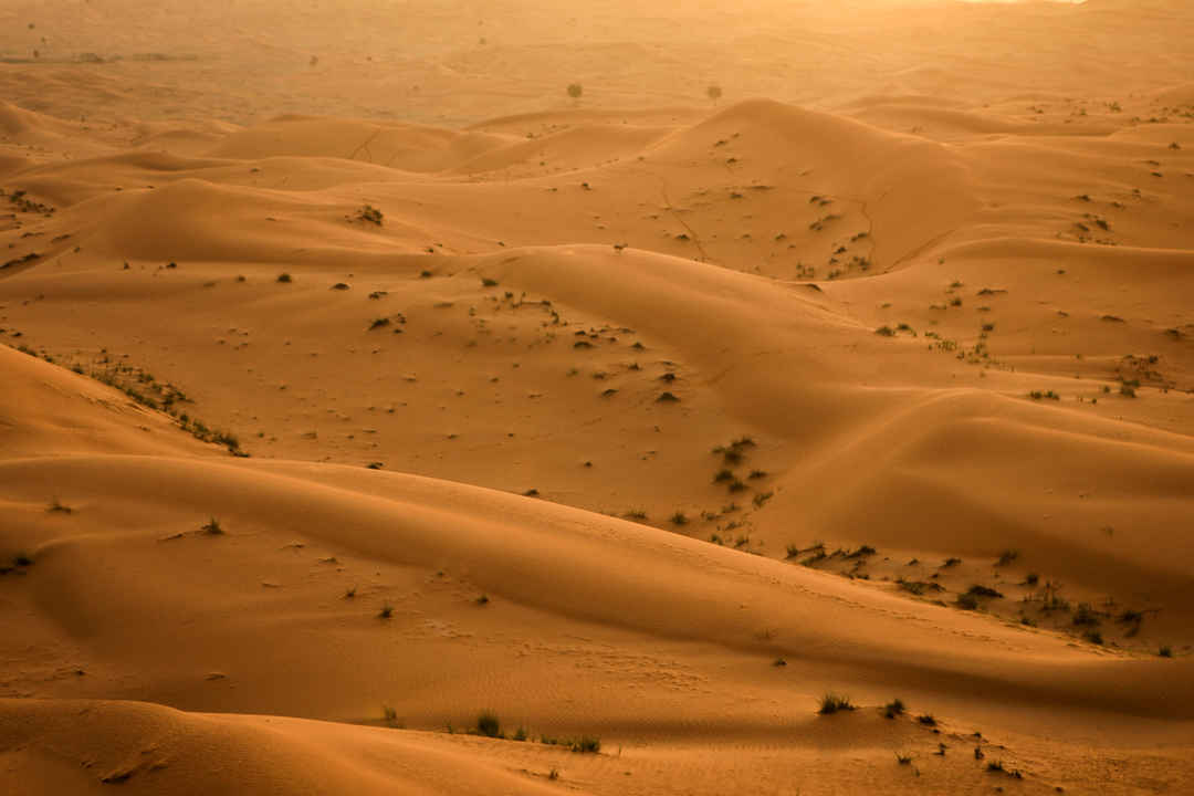 Just 45 Minutes From Dubai Lies The Land Of Water Parks, Sand Dunes And History