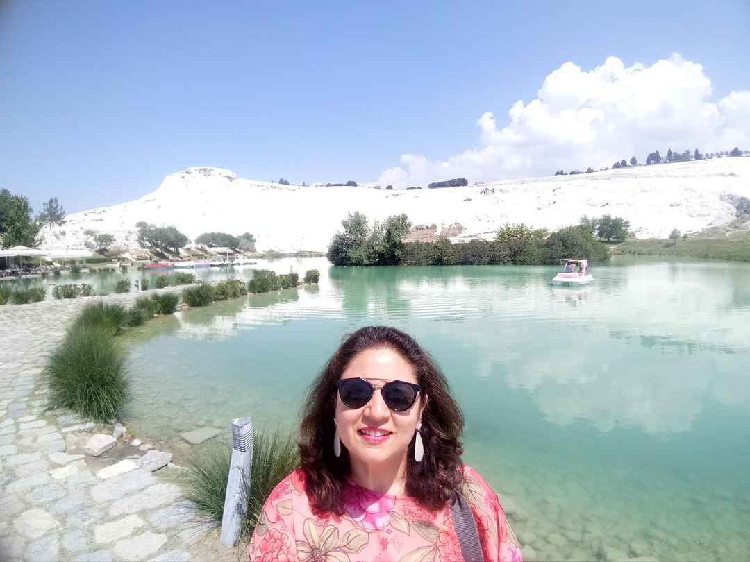 Merhaba from Turkey #SelfieWithAView #TripotoCommunity