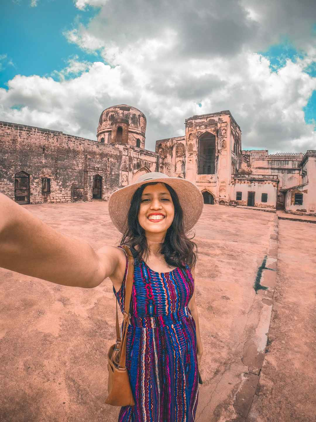One of the many selfie ???? #selfiewithaview #tripotocommunity