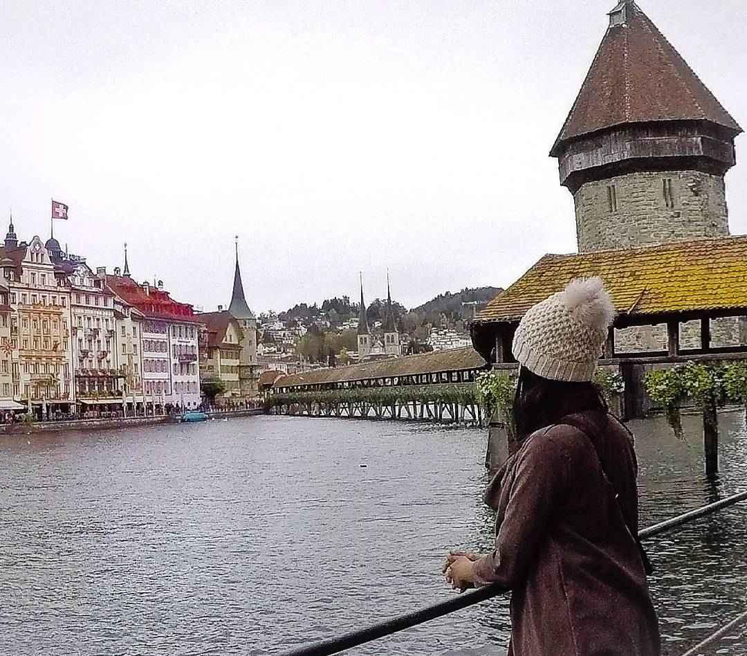 Exploring Switzerland by train!