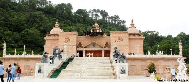 Mohan Shakti Heritage Park, Solan