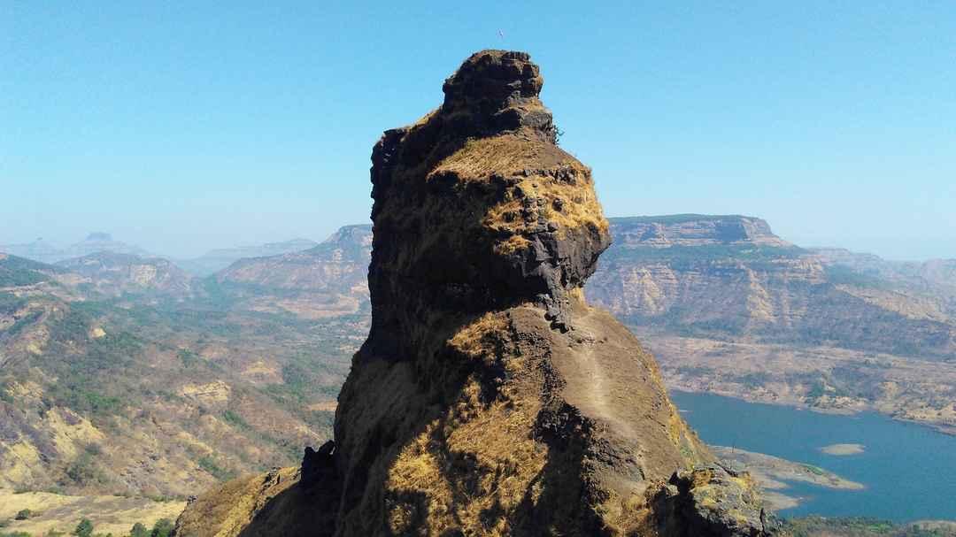 One Day Trek to Irshalgad in 100Rs in Panvel(Mumbai).
