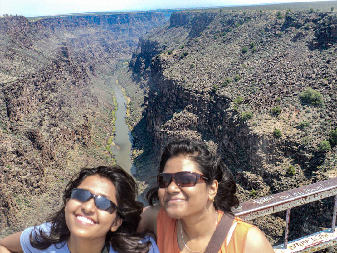 Rio-Grande Continental Divide of USA #TripotoCommunity #SelfieWithAView