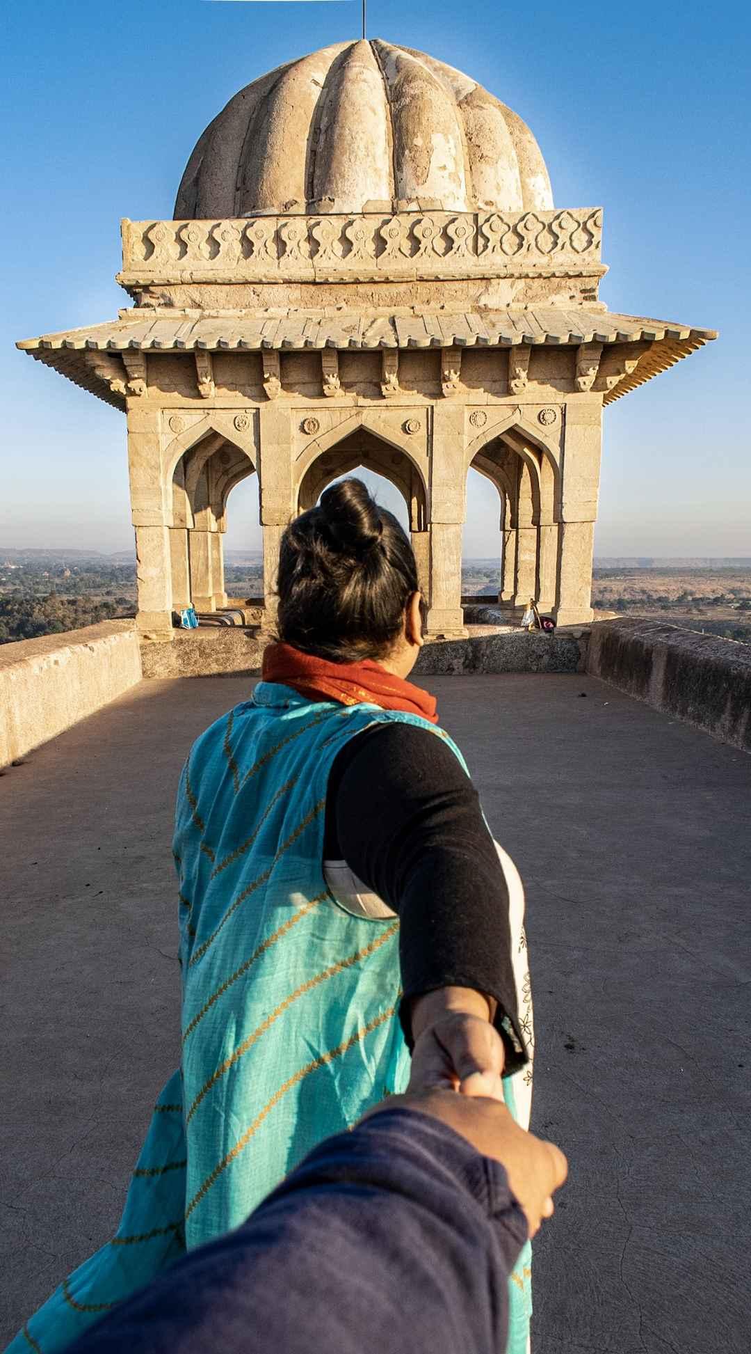 #Followmeto the Medieval Metropolis of Malwa - Mandu #TripotoCommunity #SelfieWithAView