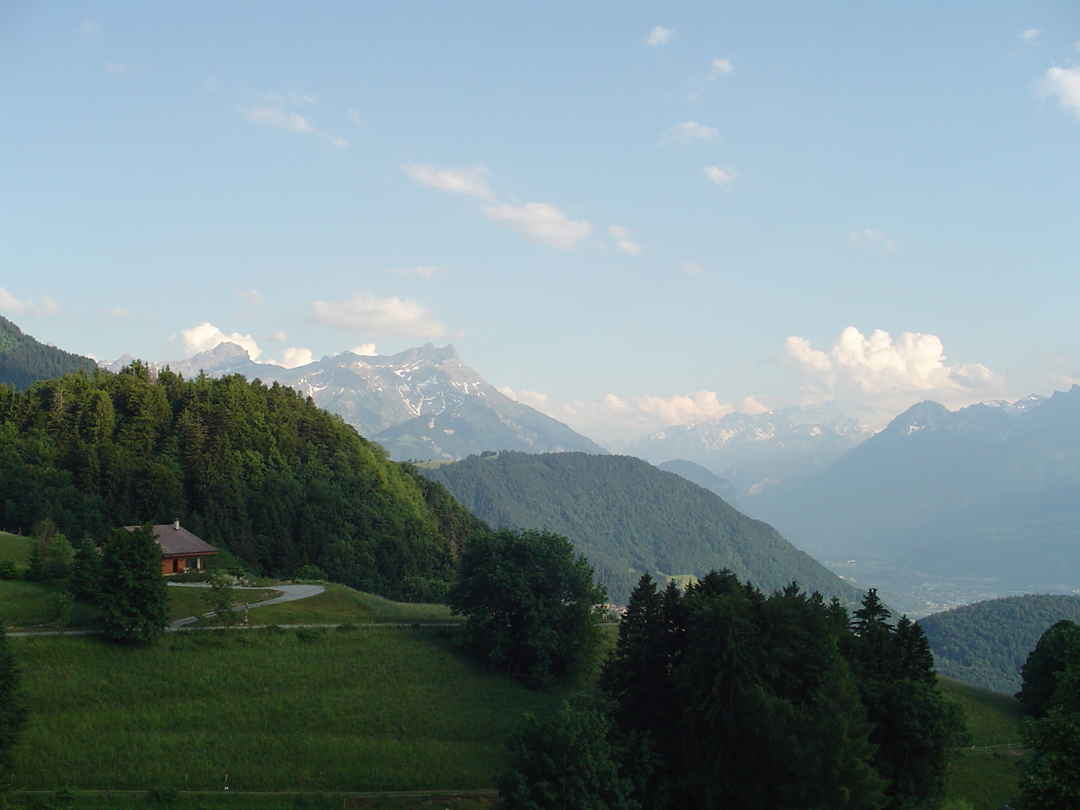 Picture Postcards from Switzerland