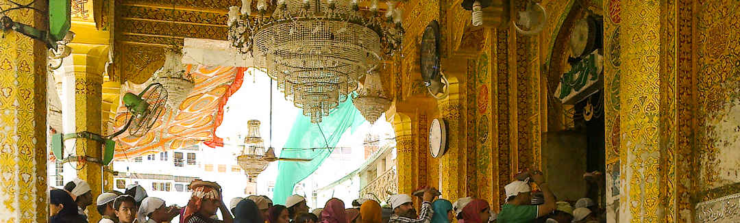 A Day Trip to Ajmer Sharif