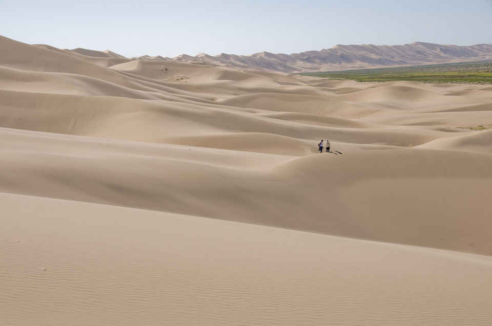 Gobi Desert Mongolia Itinerary from India: How to Reach, Other