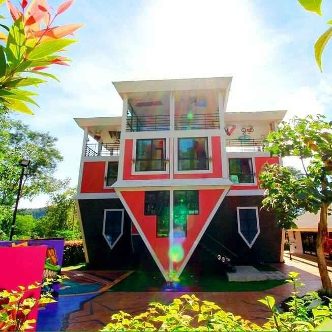 Baan Teelanka- The Upside Down House of Phuket