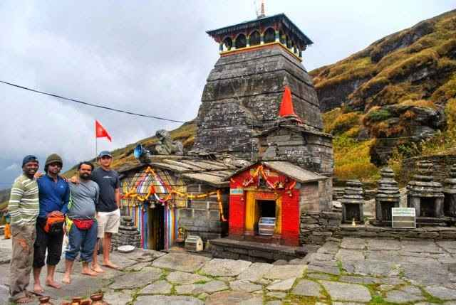 Panch Kedar Trek Route Map and Itinerary, 5 Highest Temples of Shiva in  Uttarakhand - Tripoto
