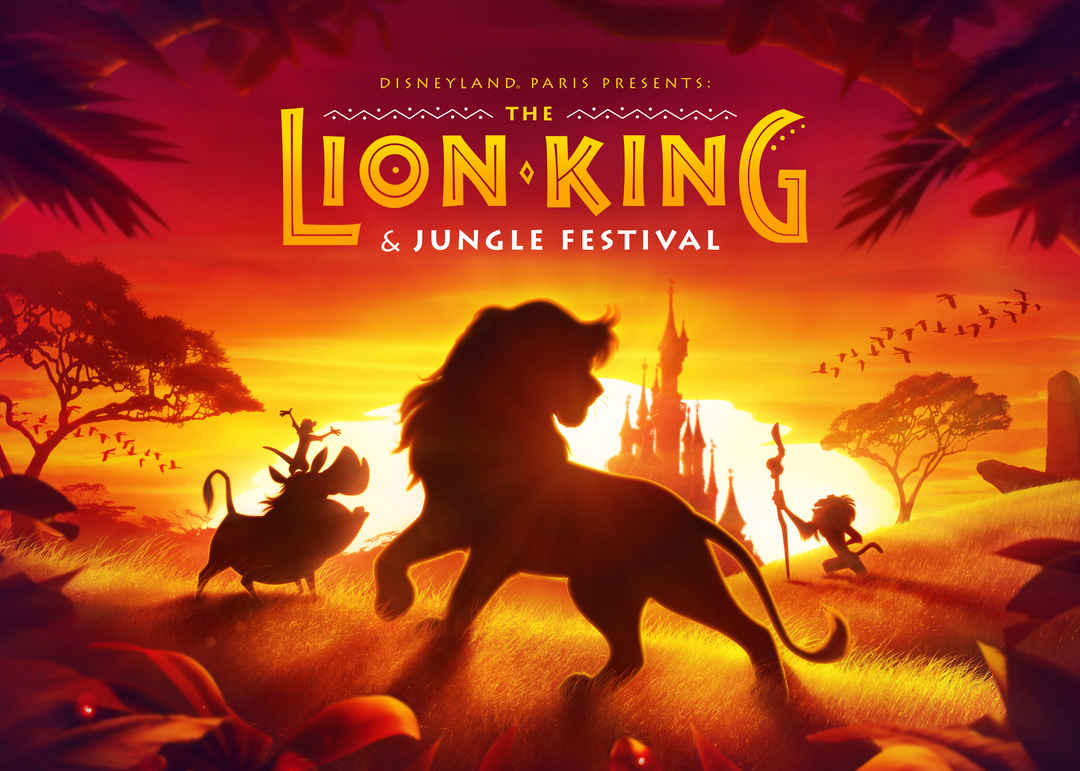 Roar with Delight at the Lion King and Jungle Festival in Disneyland® Paris!