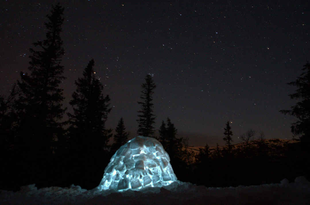 Fancy Staying in an Igloo? This Stay Option Will Give You the Arctic Feels Right Here in India!