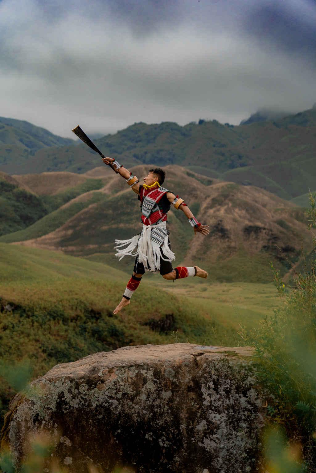 Angami Tribe, Nagaland!