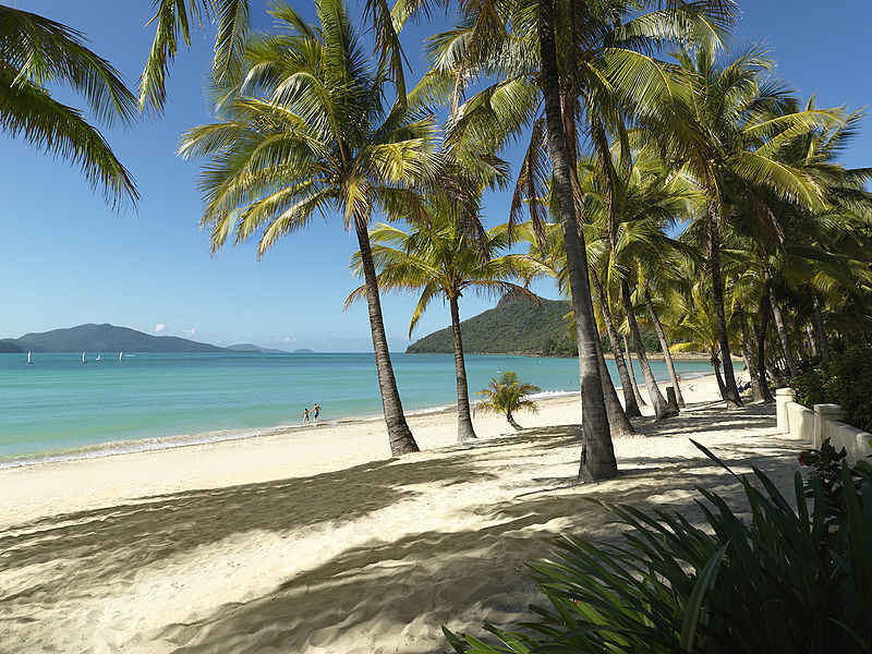 Visit To The World Most Beautiful Beach, Whitehaven Beach Australia