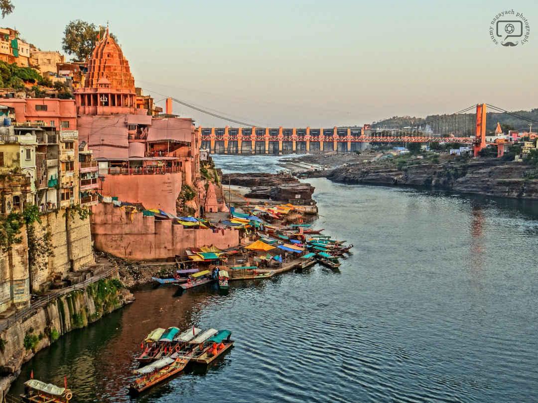 Omkareshwar- A sacred land of Shiva.. - Tripoto
