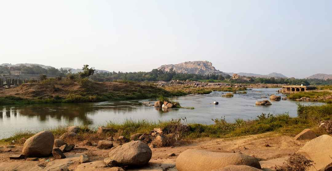 Hampi - Cryptic tale of Ruins! #Hampipictures #IssSummerBaharNikal