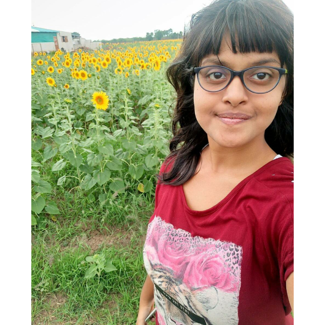 Yellows? Sunny sunny sunflowers to brighten up your day! ???????? #SelfieWithAView #TripotoCommunity