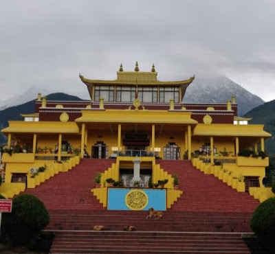 Up & Close With Buddhism In India's Little Tibet
