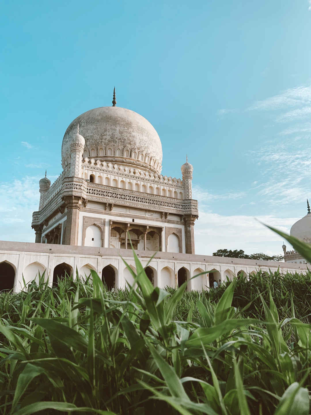 Qutub Shahi Tombs In Hyderabad: What A Photogenic Spot!