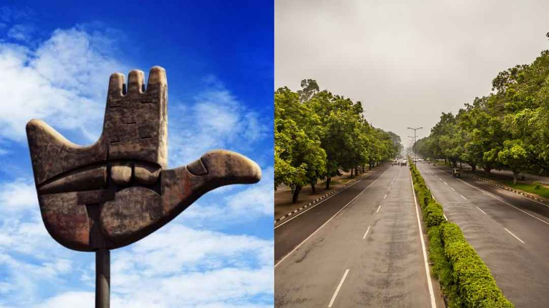 chandigarh, Tourist spots and destinations,Travel to
