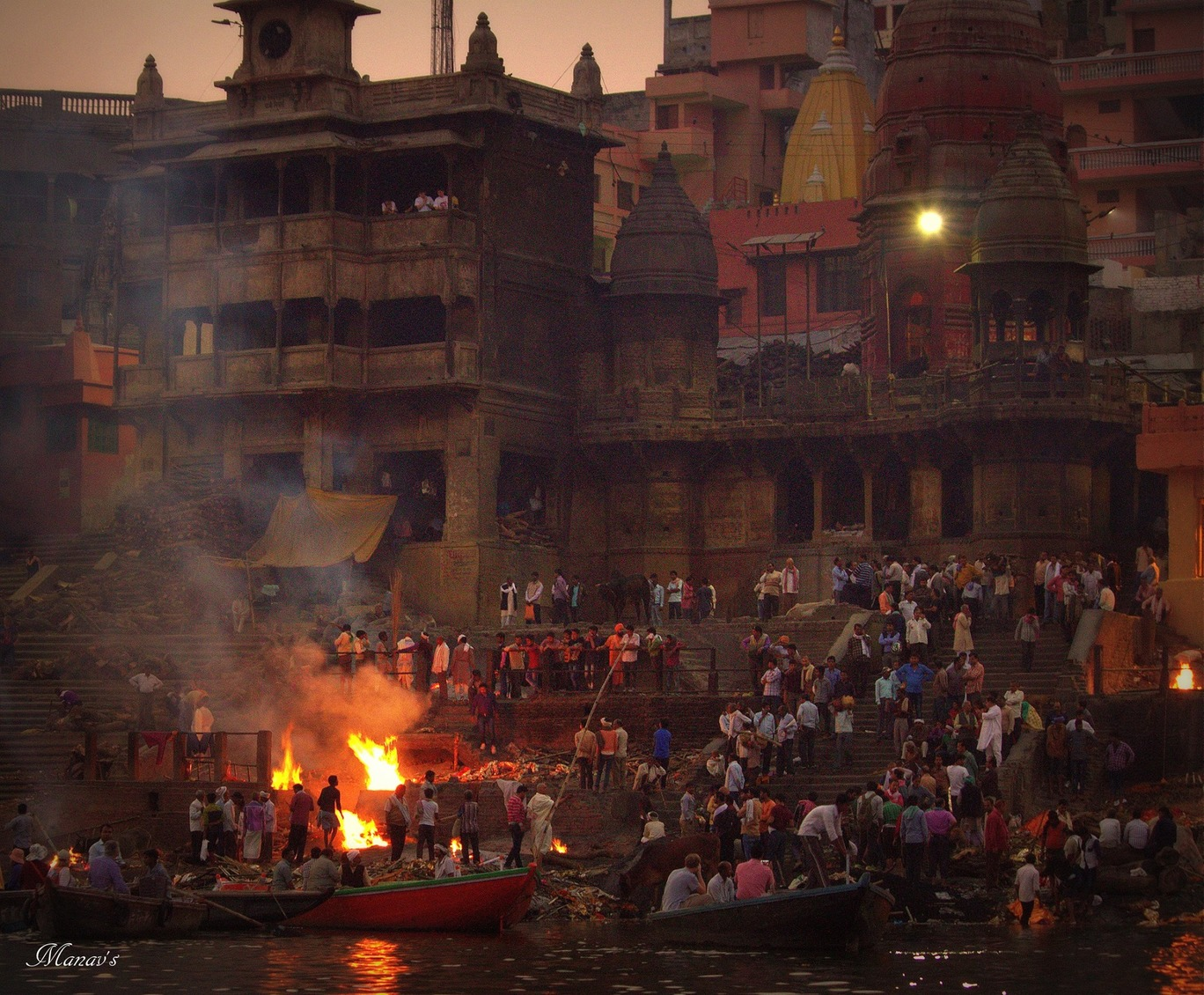 Varanasi---Celebration of death by Manuhar Jainn | Tripoto Celebration Of Death