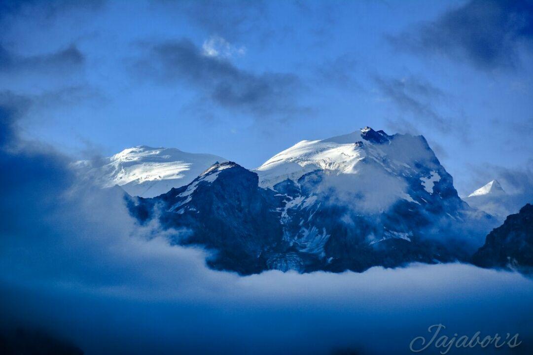 The Middle Land I By Bikashjyoti Pathak Tripoto