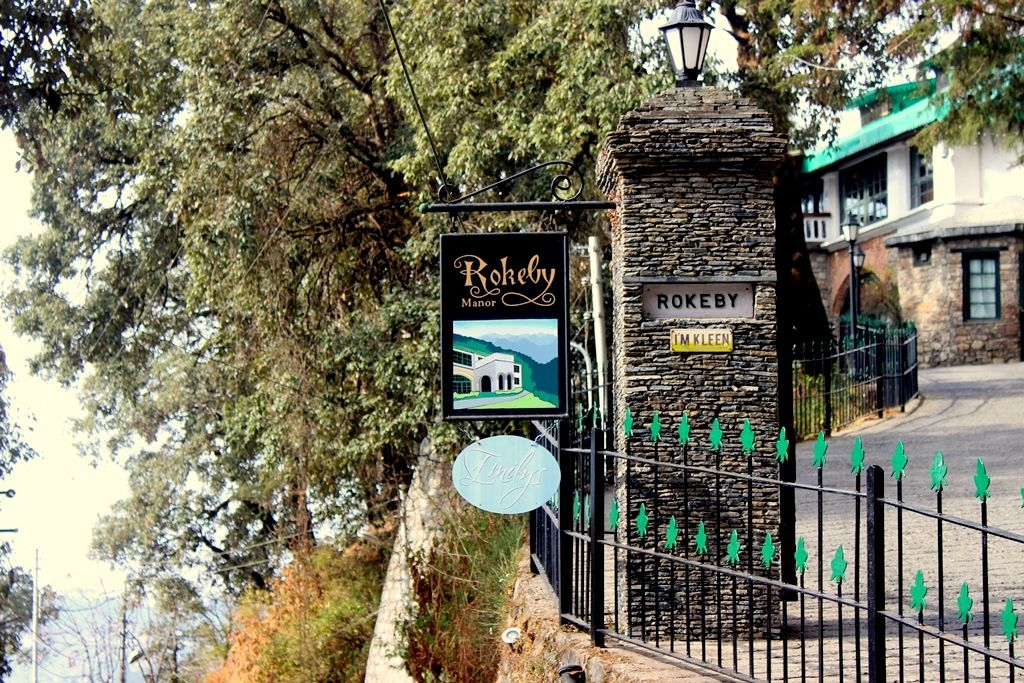 Rokeby Manor: Don't Miss It If You Are In Landour