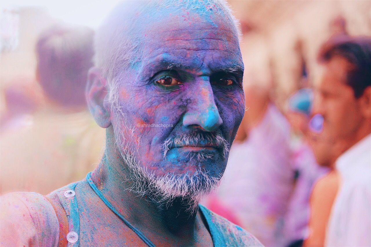 Why should you visit Vrindavan for Holi once in lifetime ?