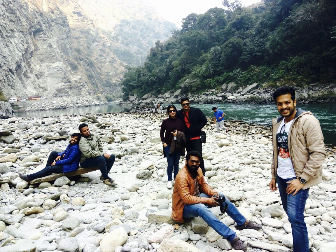 Bangalore to Parvati Valley (Kasol)
