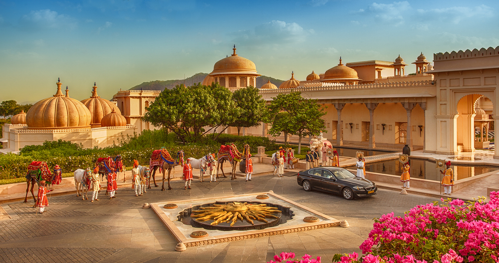 List Of Hotels And Resorts In Jaipur
