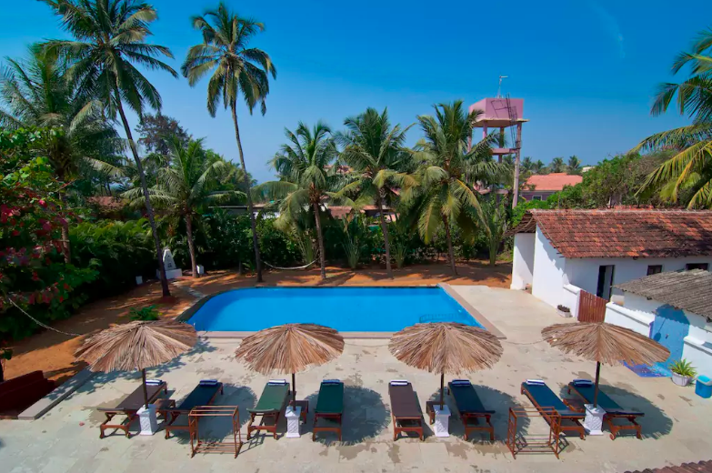 Gorgeous Villas in Goa Perfect To Chill Out With Big Groups