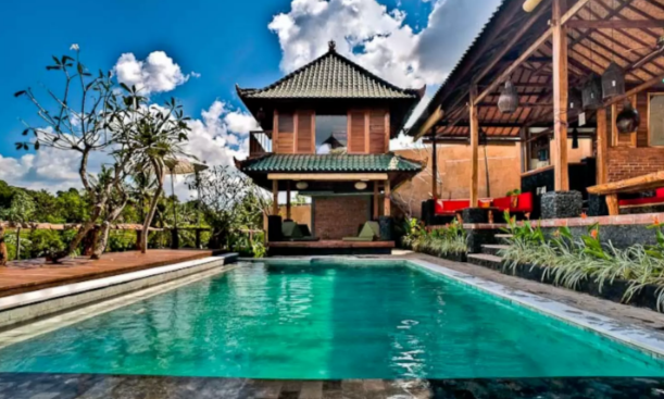 The Beachiest Of Airbnbs In Bali Under 2k
