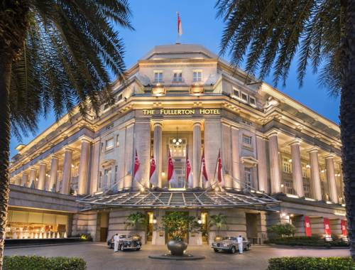 20 Hotels In Singapore For Those Who Love Luxurious Offerings