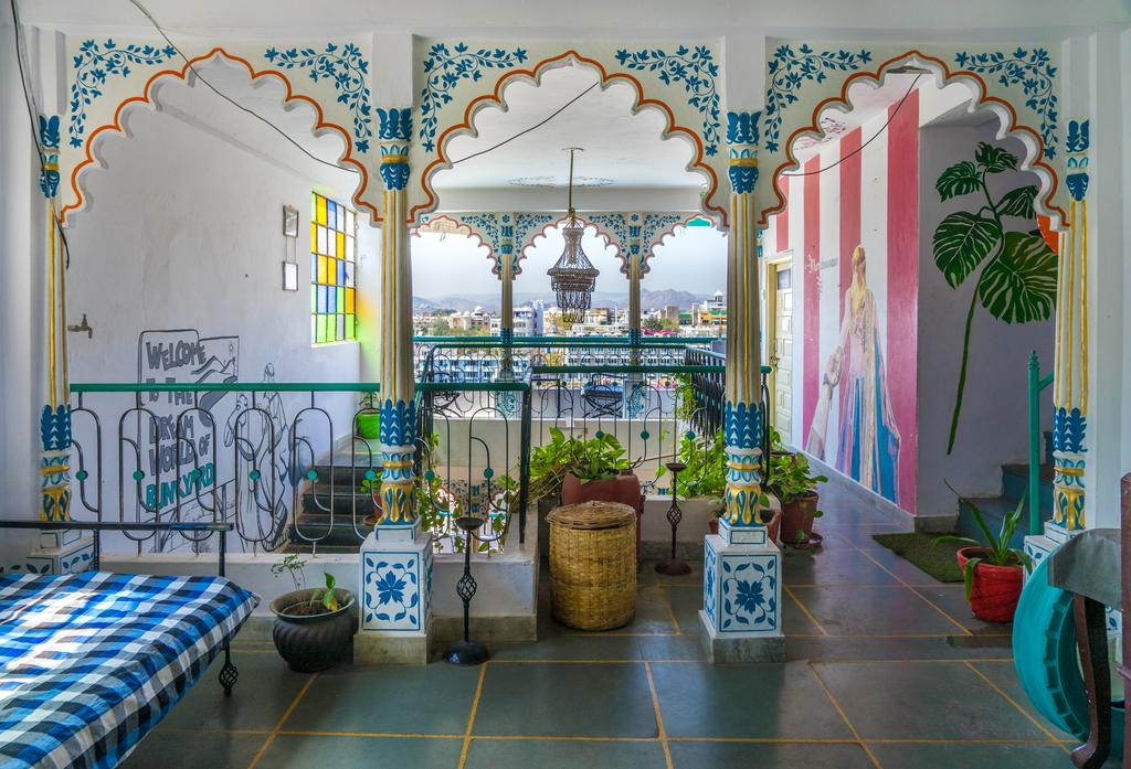 Stunning Hostels In Udaipur Under INR 700